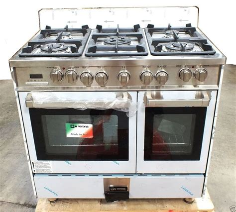 Oven Verona 18 best images about 36 quot dual fuel ranges on stove oven range and range cooker