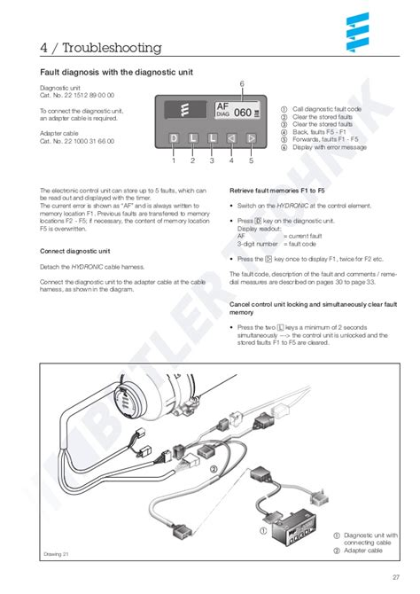 eberspacher hydronic wiring diagram 35 wiring diagram