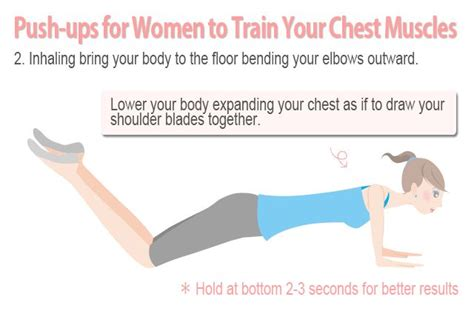 chest exercise workouts for to boost breast size