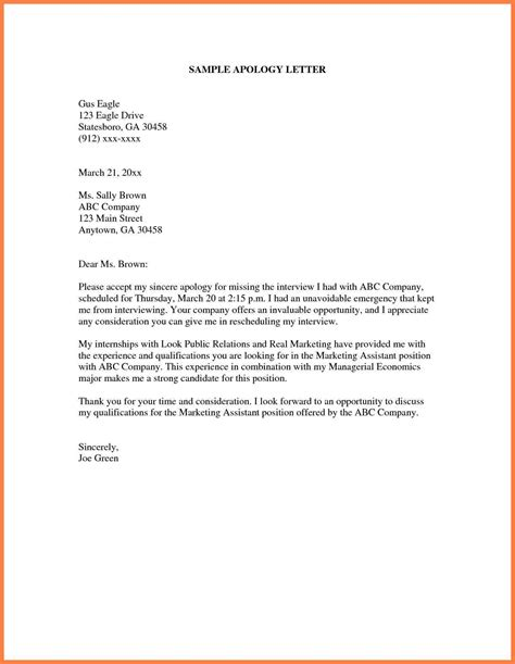 Apology Letter Company 9 Apology Letter To Company Sle Company Letterhead