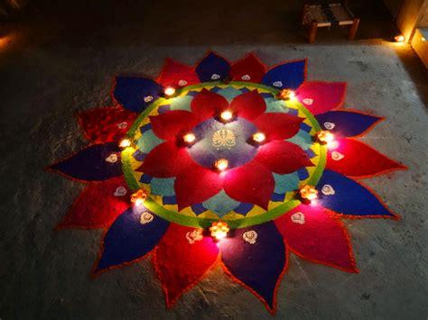 Home Decor Ideas For Diwali latest rangoli design for diwali 2016 images photos