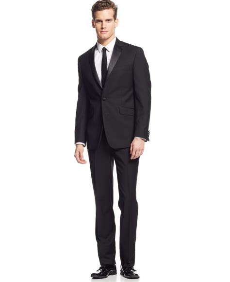 kenneth reaction slim fit tuxedo in for