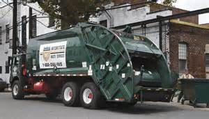 Garbage Truck by Trash Truck Drivers