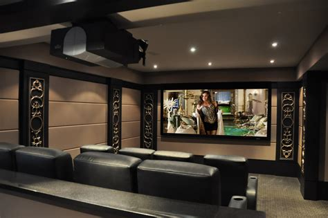 home cinema design ideas home theater contemporary with dazzling masculine bathroom ideas in home theater