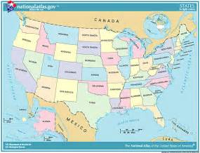 Usa Map Pdf by Printable Maps Reference
