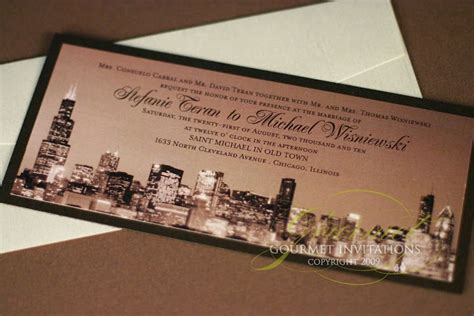 Wedding Invitations Chicago by Discover And Save Creative Ideas
