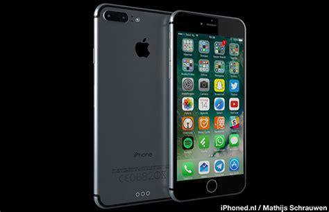 what iphone 7 plus will look like running ios 10 redmond pie