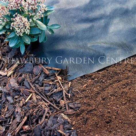 Will Landscape Fabric Kill Existing Weeds Fabric 50gsm 1m X 50m
