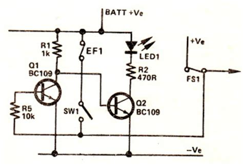 blown fuse indicator led circuit wiring material september 2014