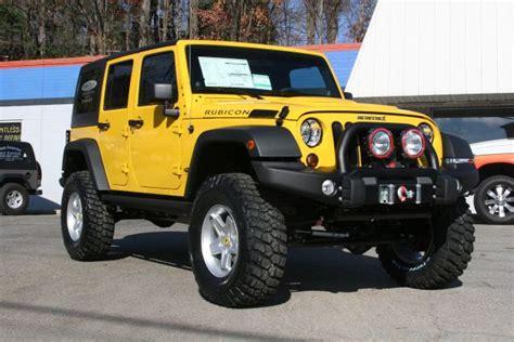 yellow jeep wrangler unlimited 2011 jeep wrangler rubicon
