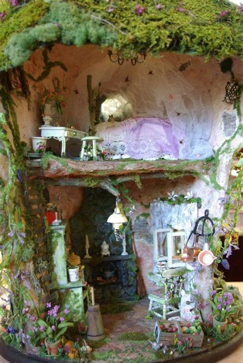 Images Of Houses by Enchanted Fairy Houses Visit Etsy Com Fairy Gardens