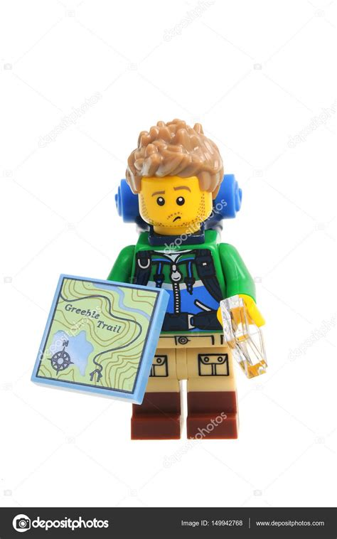 Lego Minifigures Series 16 Hiker 1 hiker lego series 16 minifigure stock editorial photo 169 ctrphotos 149942768