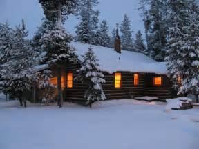 Winter Log Cabin Rentals Charming Log Cabin Getaway In West Vrbo