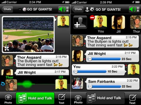 voxer for android how to turn android into a walkie talkie