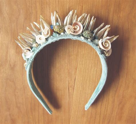 how to make a beaded headband seashell beaded headband how did you make this diy
