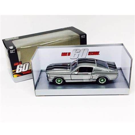 Greenlight 1 24 Eleanor 67 Custom Mustang ford mustang eleanor 67 1 24 greenlight minimundi