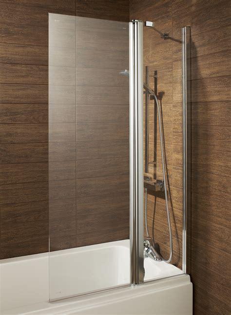 Over Bath Folding Shower Screens esk double folding over bath shower screen alliance