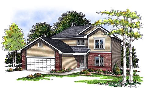 traditional two story house plans traditional 2 story house plan 89904ah architectural