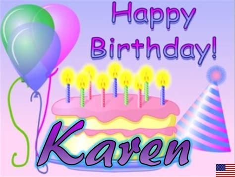 Imagenes Cumpleaños Karen | 161 feliz cumplea 241 os karen farmerama es