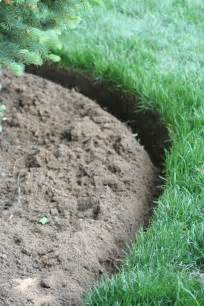 Laying Landscape Edging Plastic Edging For Gardens Images