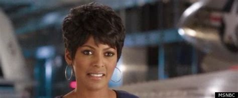 Msnbcs Tamron Hall Debuts In New Lean Forward Ad | msnbc s tamron hall debuts in new lean forward ad