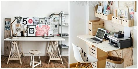come fare una scrivania 10 modi per abbellire la scrivania bigodino