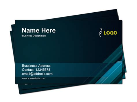 make visiting card home design how to make your own business cards free