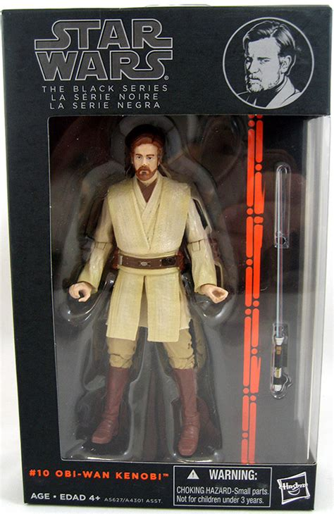 Ori Hasbro Black Series Wars Obi Wan Kenobi Exclusive Sdcc 2016 wars the black series 10 obi wan kenobi 6in figure