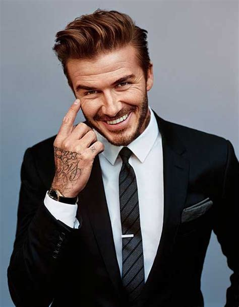 Beckhams New Hair Do by 25 David Beckham Hairstyles Mens Hairstyles 2018