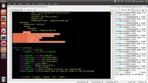 tutorial python kivy scapy kivy tutorial 16 port scan 1 un threaded youtube