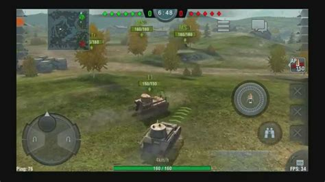 world  tanks blitz ios android hd gameplay trailer