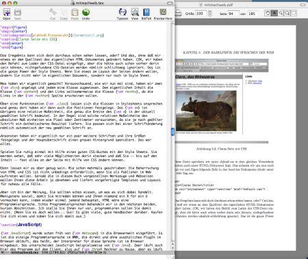 latex tutorial texshop aquamacs cognitiones publicae