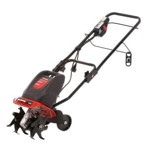 yard machines 9 in 6 5 forward rotating corded