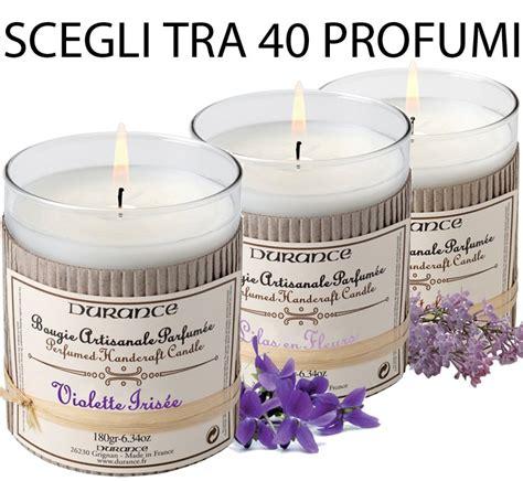 candele profumate naturali durance candele profumate fior di loto fior di loto