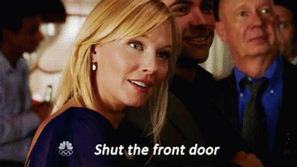 Shut The Front Door Gif Shut The Front Door Gif Criminal Minds Gifs Find On