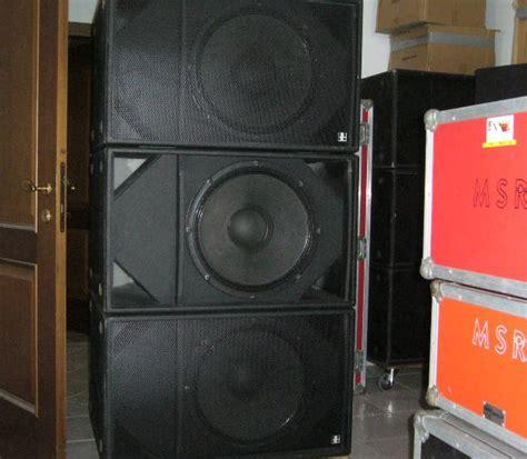 service roma usato casse passive audio factory lw118 usato service