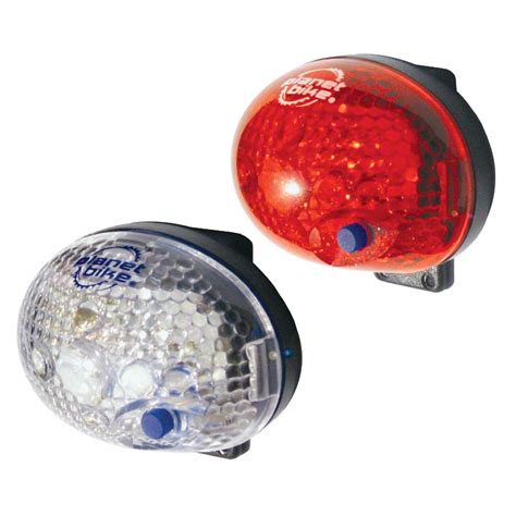 Mtb Lights by Planet Bike Blinky Safety Bicycle Light F R Lights Ebay