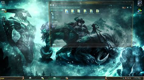 themes for windows 7 league of legends league of legends lol theme for windows 7 plus chrome