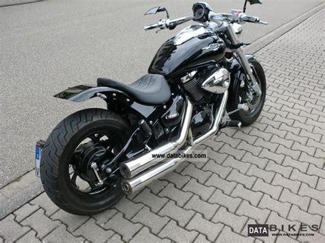 Custom Suzuki Bikes 2007 Suzuki Custom M800 Conversion