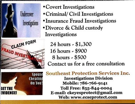 Csi Criminal Record Check Southeast Protection Services Inc Winter Garden Fl 34778 Angies List