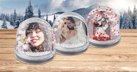 Schneekugel Mit Bild by Schneekugel Mit Eigenem Foto Selbst Gestalten