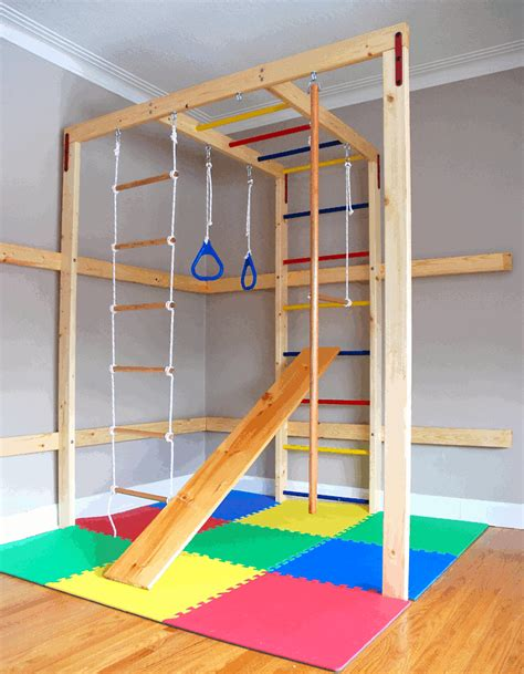 Diy Indoor Jungle Gym indoor jungle dreamgym indoor jungle gyms