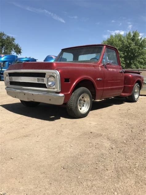 c10 short bed for sale 1969 chevy c10 short bed step side for sale chevrolet c