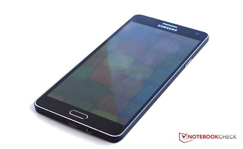 samsung galaxy a7 smartphone review notebookcheck net reviews
