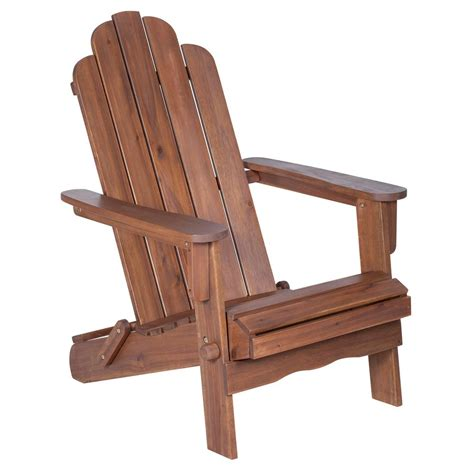 Adirondack Chair by Graphite Folding Outdoor Adirondack Chair 2 Pack 2 1