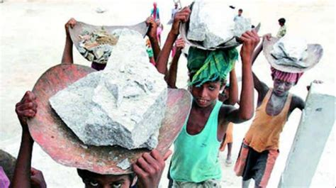 ipc section 370 child labour agents held but traders get away