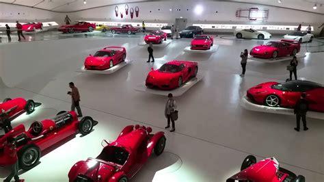 Ferrari Museum Italy by Ferrari Museum Modena 2015 Youtube