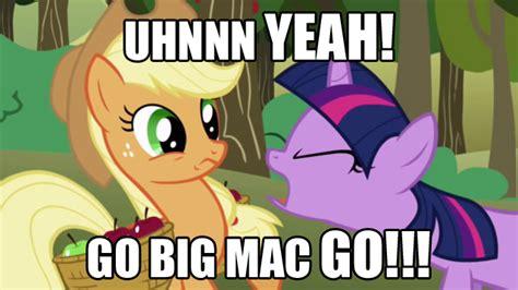 Big Mac Meme - image 98629 my little pony friendship is magic