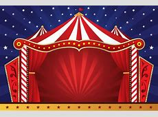 Birthday Carnival Photography Backdrop Red Tent Circus ... Free Clip Art Christmas Theme