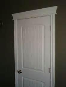 colonial door trim builder grade to upgrade on pinterest builder grade door trims and craftsman door